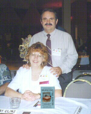 Don and Jean Cline at the Writers Conference
